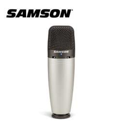 Samson Studio Condenser Microphone Co3 Madison