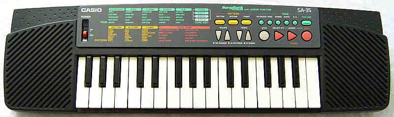 Casio Keyboard Ca 35 Second Hand Madison