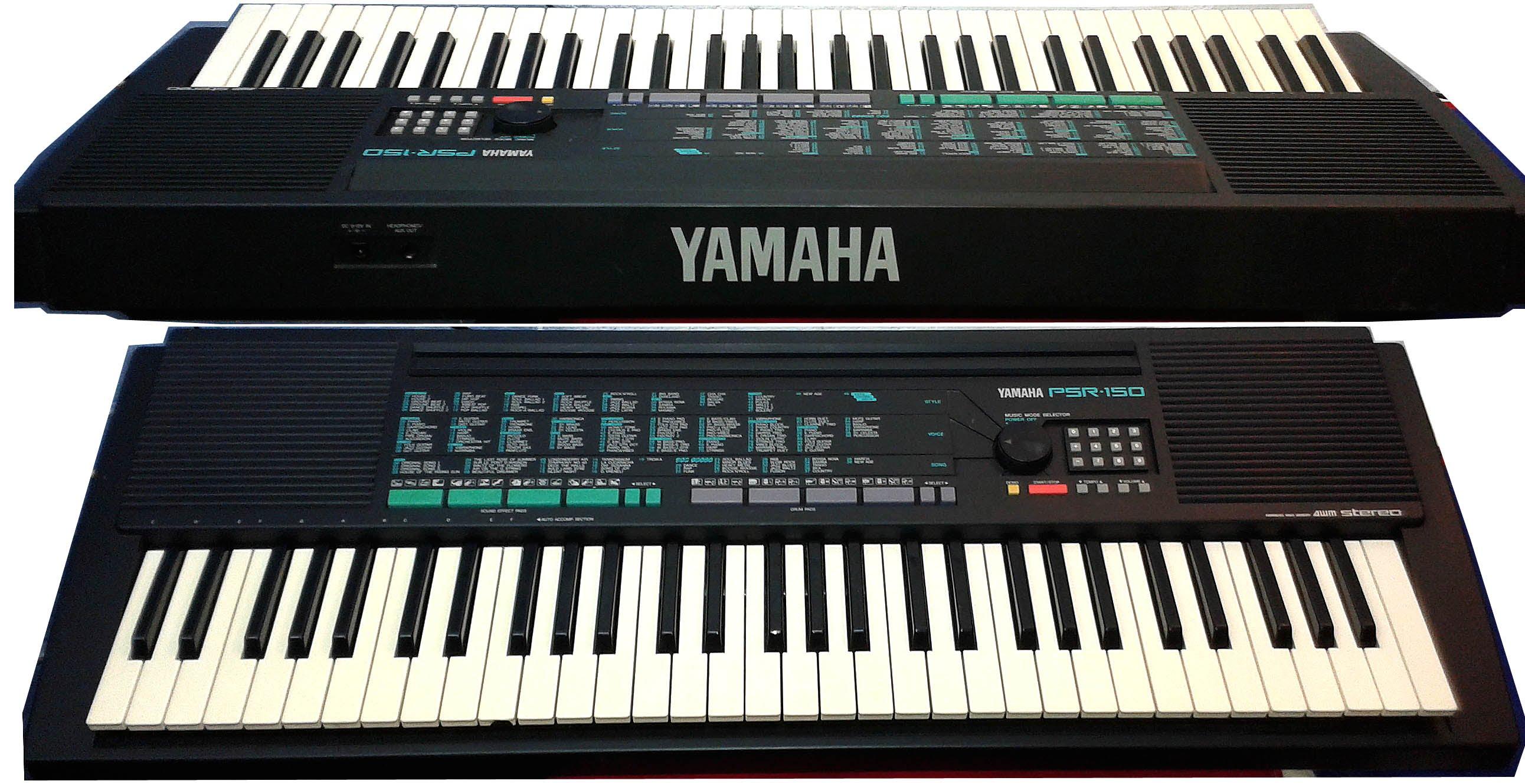 Yamaha Psr Ssecond Hand